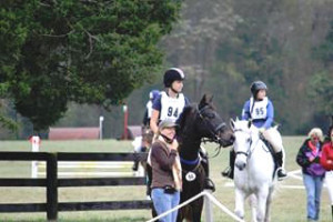 Katie and Skipper at Kelly's Ford Equestrian Center