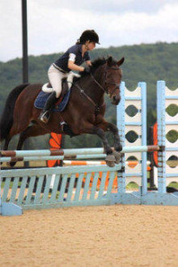 Mickey and Michelle At Morningside CT novice